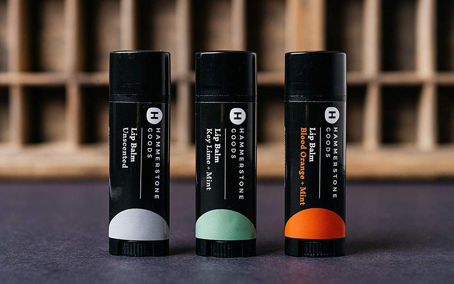 Deal Alert: 20% Off Hammerstone Goods Lip Balm