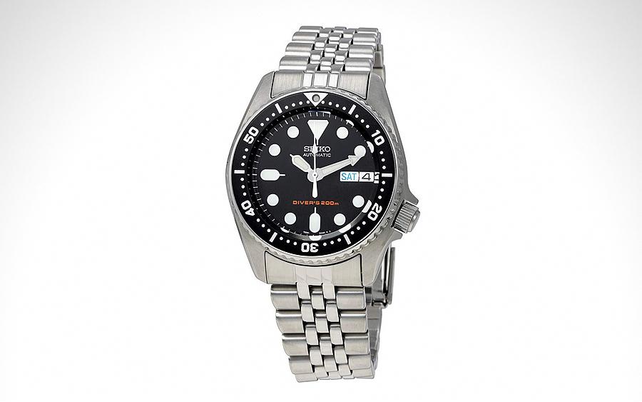 Seiko SKX013K2 Midsize Diver