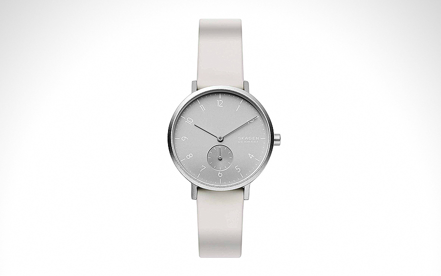 Skagen Aaren Colored Silicone