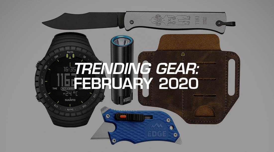 Trending Gear: February 2020