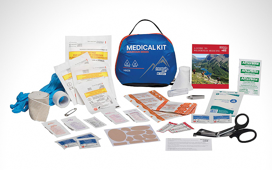 First Aid: Adventure Medical Kits Hiker Kit