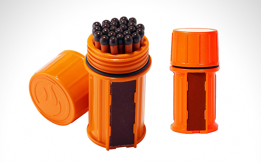 Fire Source: UCO Stormproof Match Kit