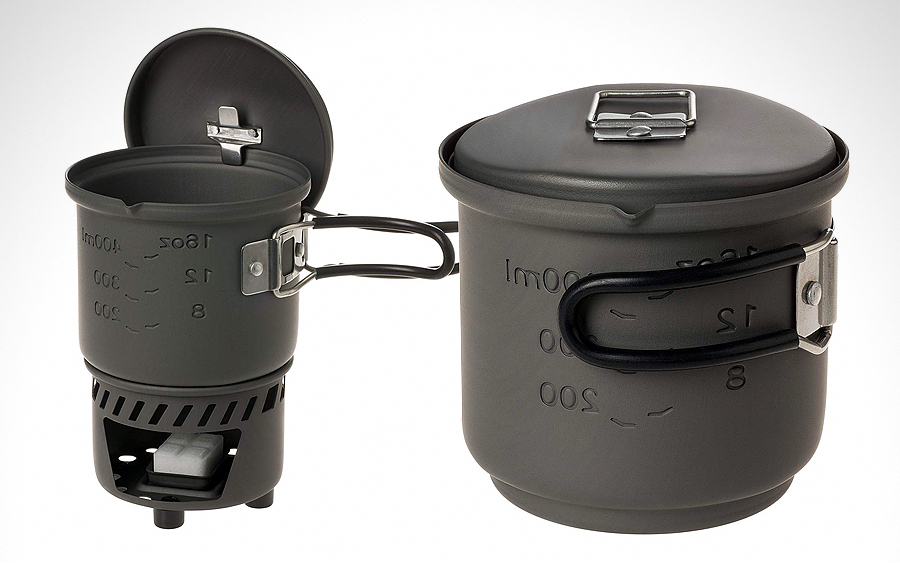Cookware: Esbit Camping Cook Set