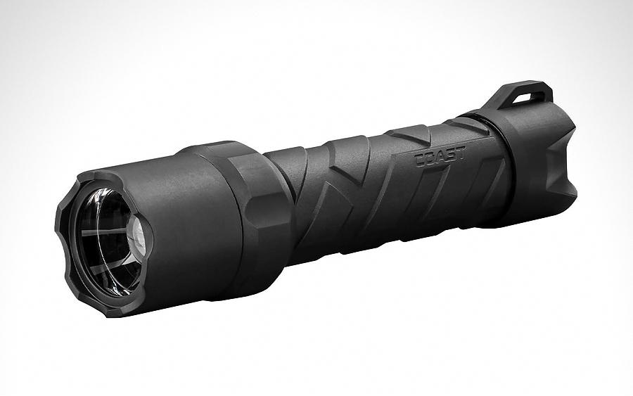 Coast Polysteel 600R Tactical Flashlight