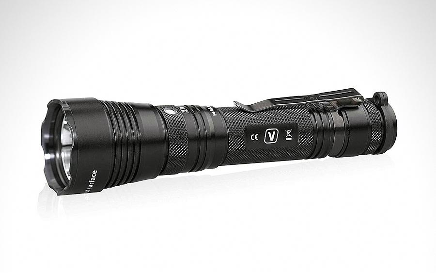 EAGTAC G3V Tactical Flashlight