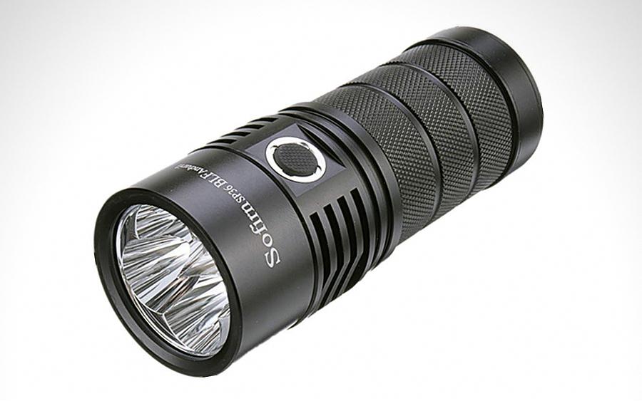 Sofirn BLF SP36 Tactical Flashlight