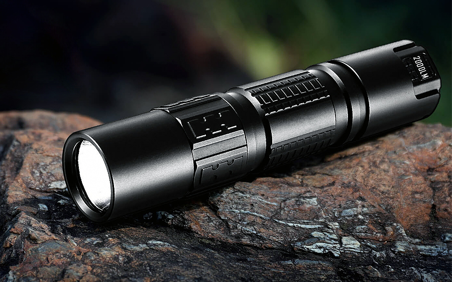 IMALENT DM21C Tactical Flashlight