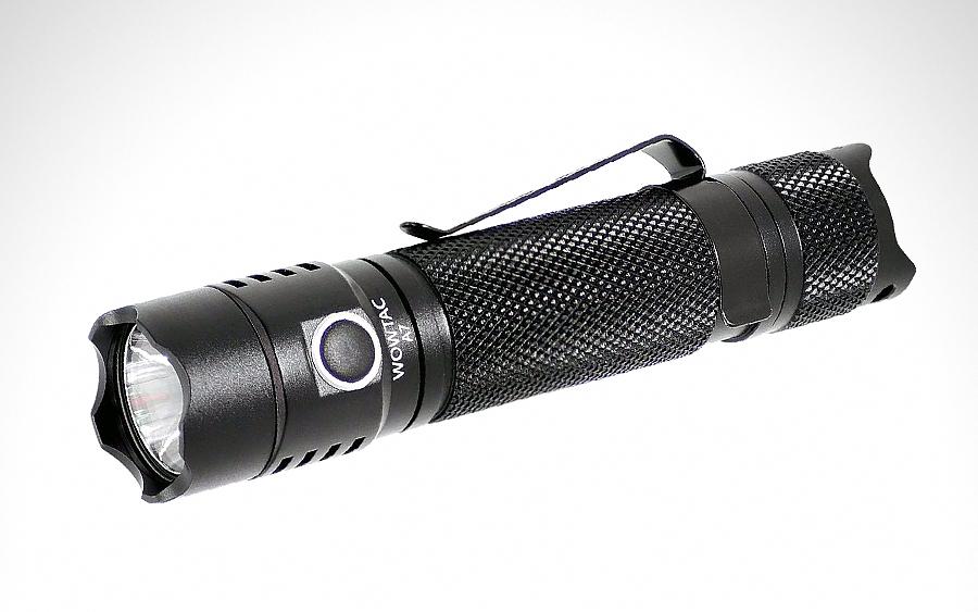 WOWTAC A7 Tactical Flashlight