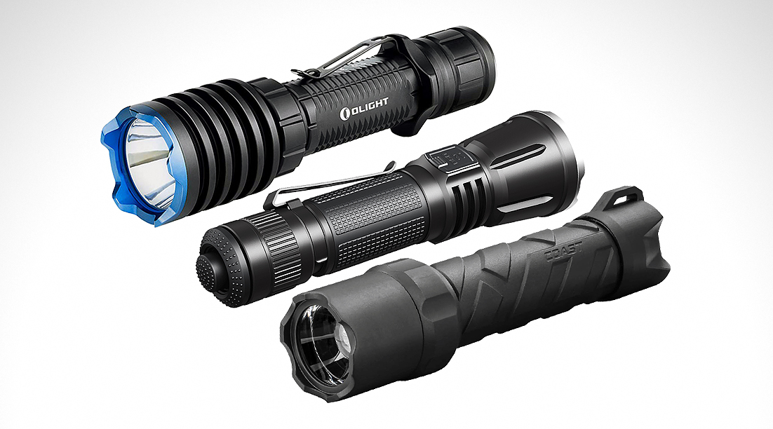 10 Best Tactical Flashlights in 2020