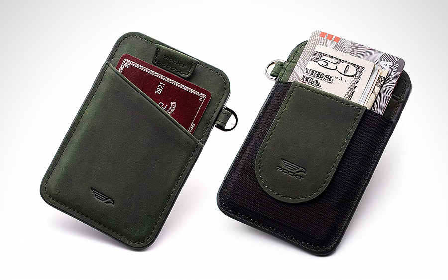 POCKET FlexiBack Minimalist Wallet