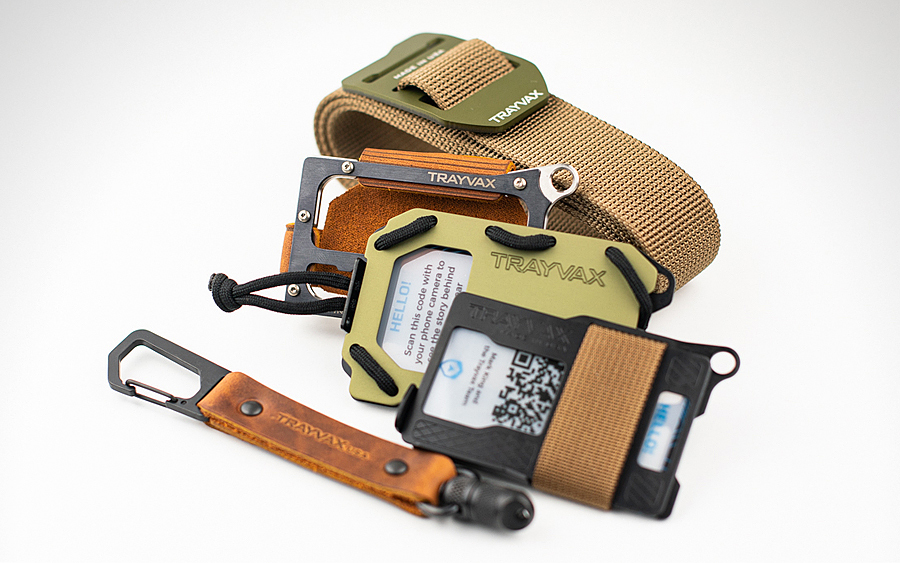 Giveaway: Win $250 Worth of Trayvax Gear Daily!