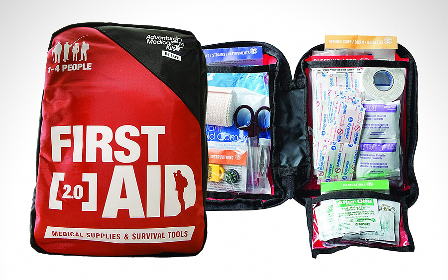 Adventure Medical Kits First Aid Medical Kit 2.0