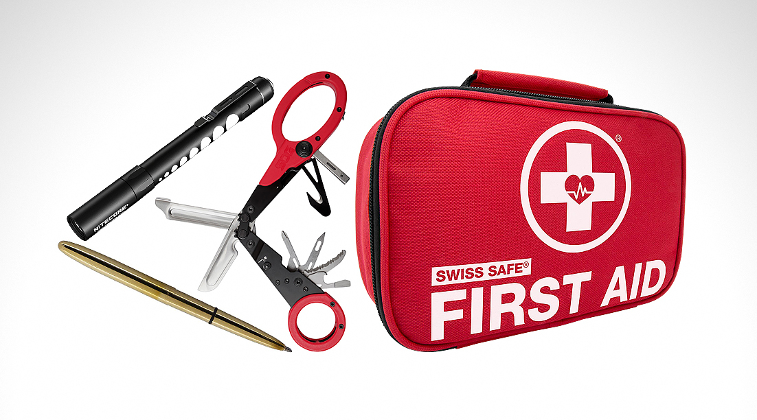 How to Build a First Aid Kit for EDC