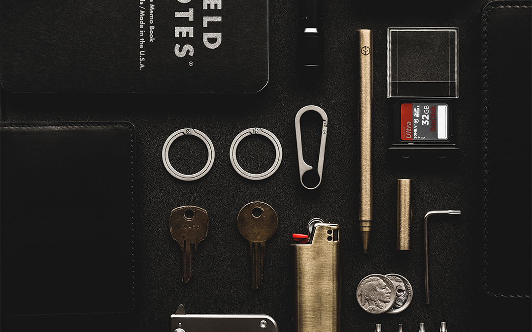 Deal Alert: G2 Goods Brass Pen and Titanium EDC Gear