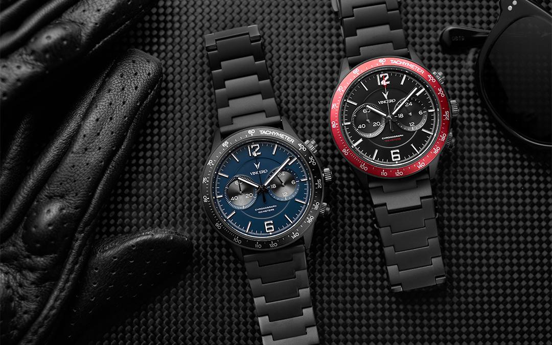 Vincero Watches Apex Collection