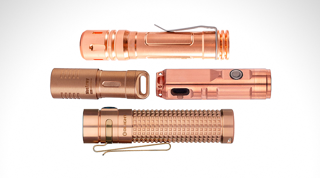 10 Best Copper Flashlights for EDC in 2020