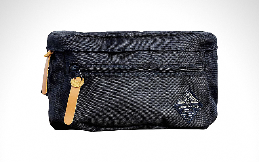 United by Blue Lee Hip Pack