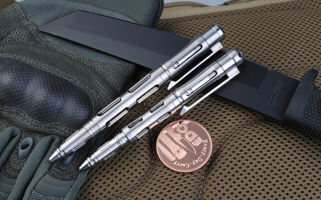 MecArmy TPX22 Tactical Pen