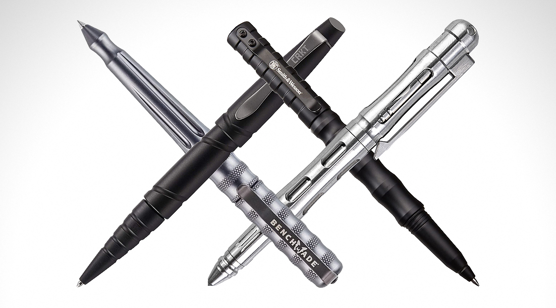 12 Best Tactical Pens for EDC in 2020