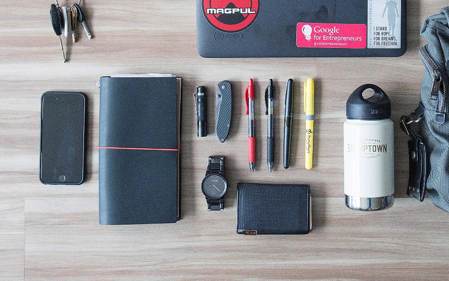 Trending: Midori Traveler's Notebook