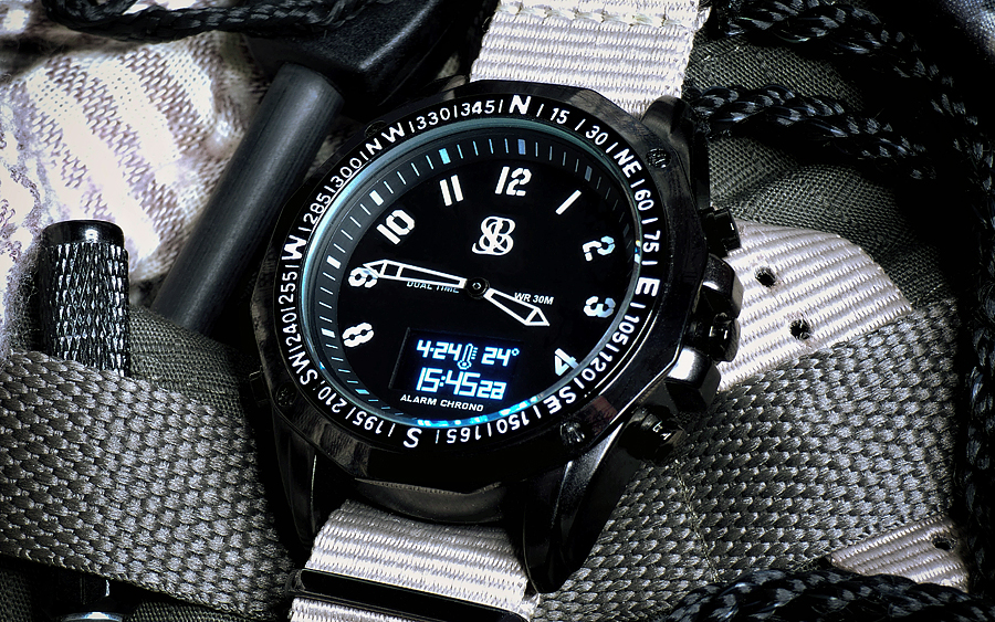S&B Watches Ambush 2.0 & Battlefield