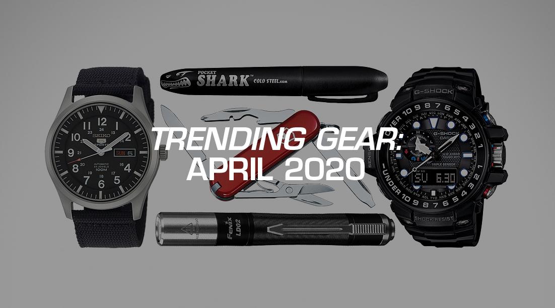 Trending Gear: April 2020