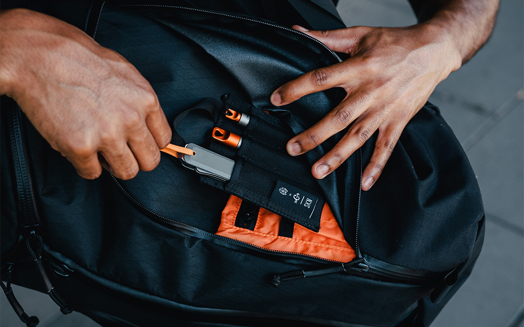 The James Brand x Carryology Rover Capsule