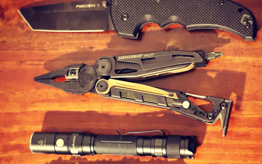 Trending: Leatherman MUT