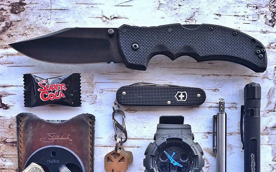 Trending: Cold Steel Recon 1