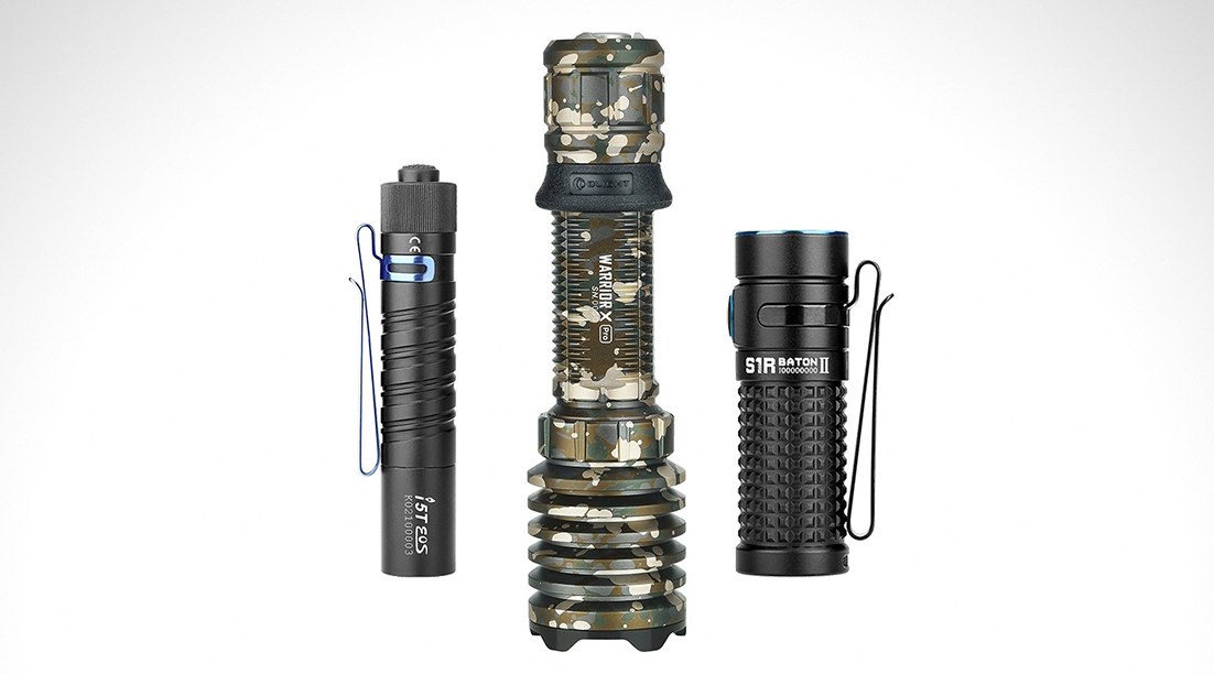 Deal Alert: Olight Flash Sale
