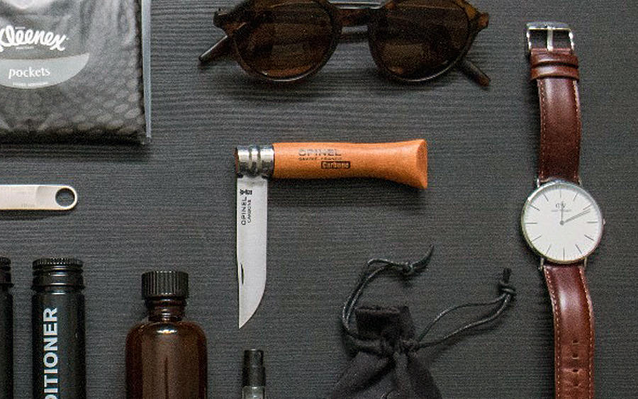 Opinel No. 6 Carbon