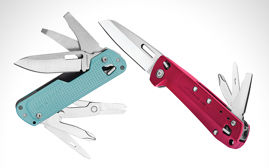 Leatherman FREE Color Collection
