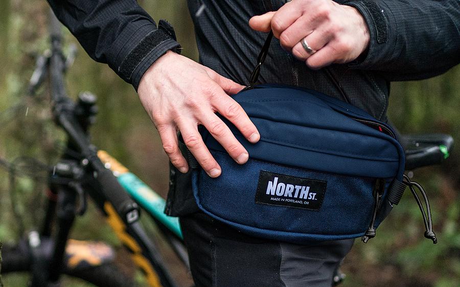 North St. Bags Pioneer Hip Pack