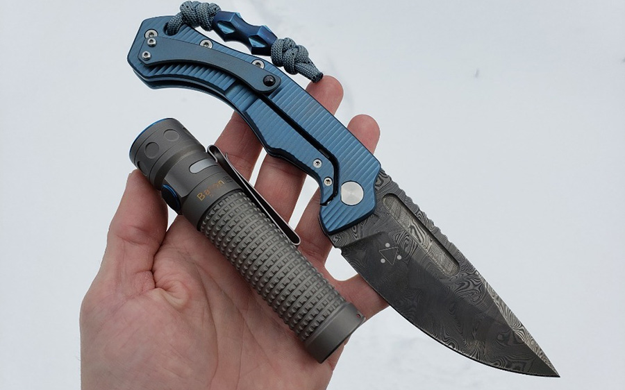 7. Fox Knives FX-521 DLB