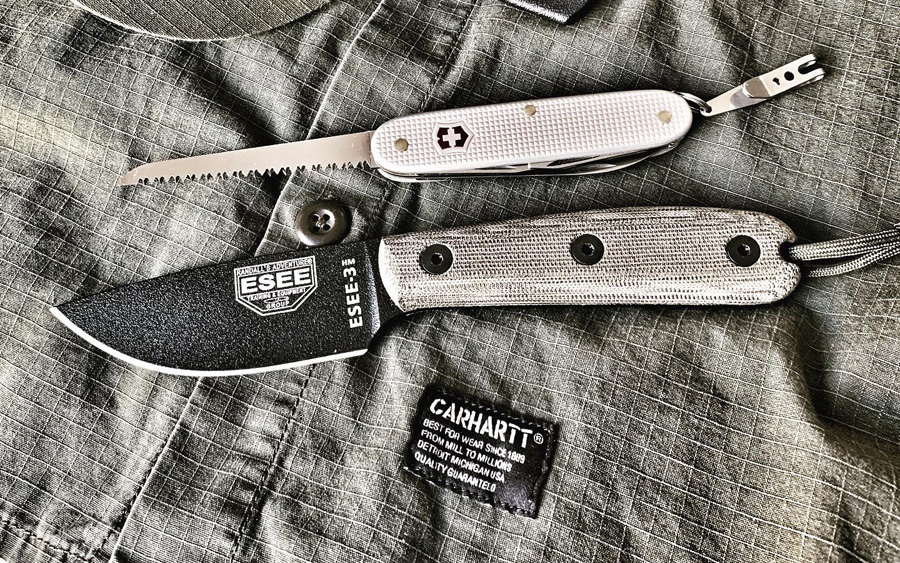Trending: ESEE-3HM Fixed Blade