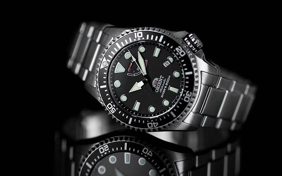 Orient Neptune Dive Watch