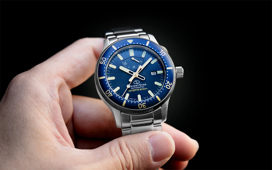 Orient Star Sports RE-AU0302L Dive Watch