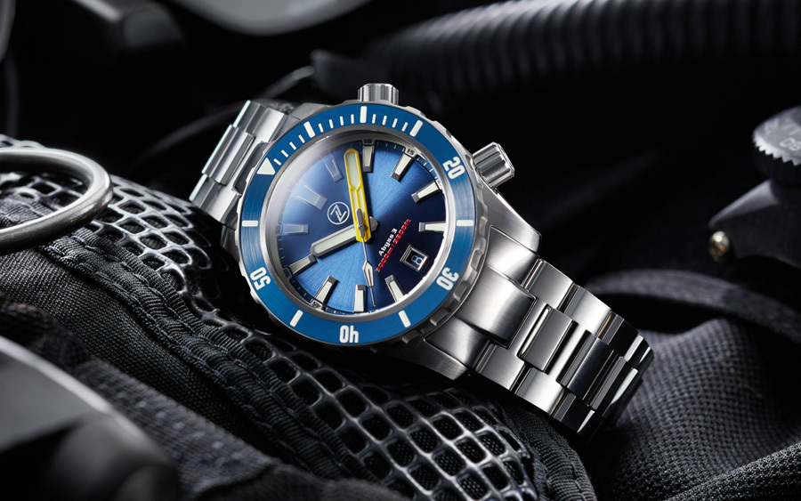 Zelos Abyss 3 Dive Watch