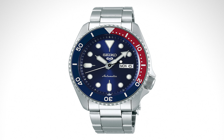 Seiko 5 Sports SRPD35K1 Dive Watch