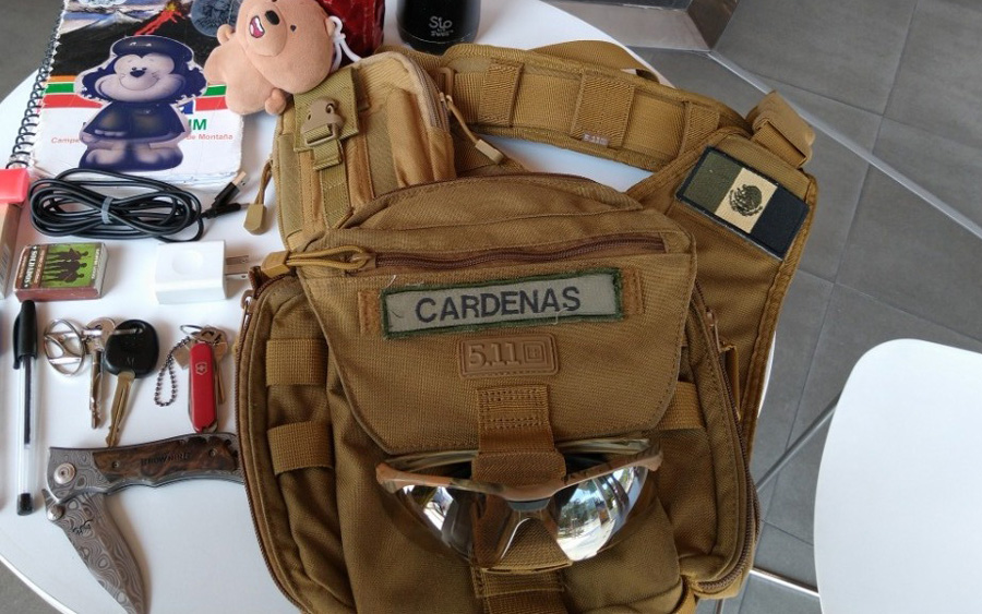 Trending: 5.11 Tactical PUSH Pack