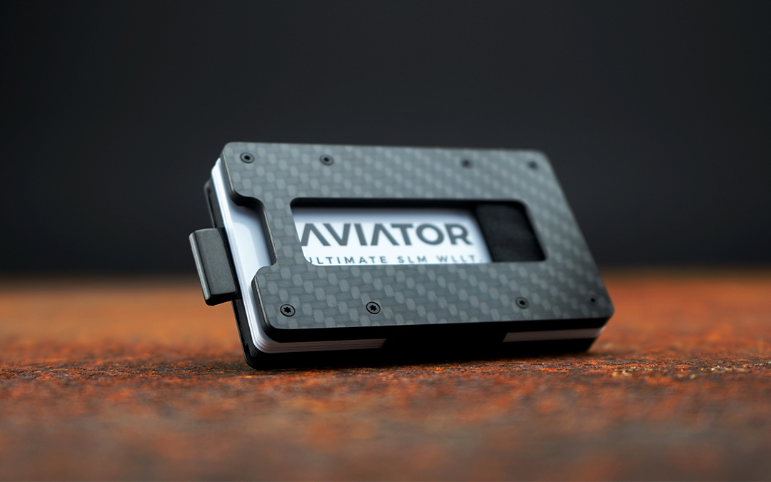 Aviator Slide Wallet