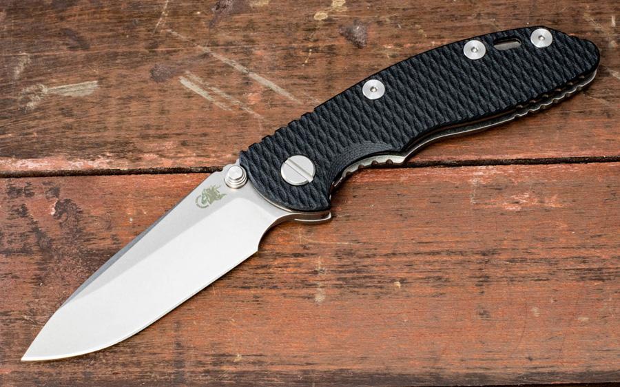 Trending: Hinderer Knives XM-18 Non-Flipper Knife