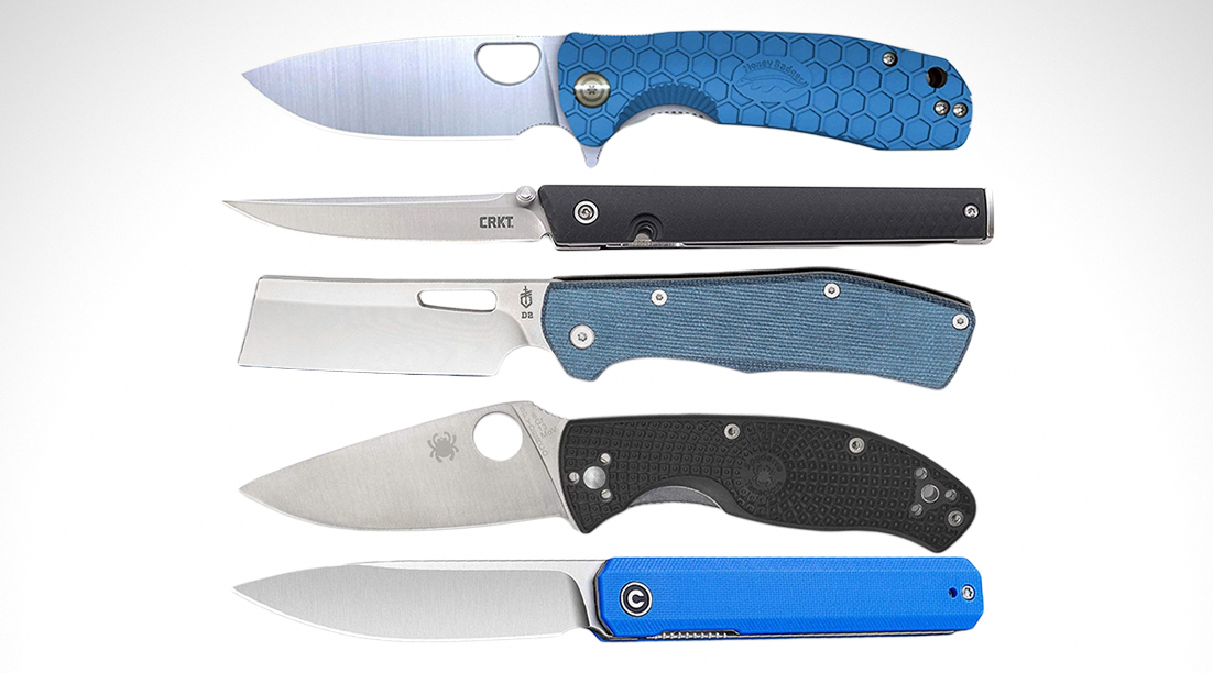 The 10 Best Pocket Knives for EDC Under $50 in 2020