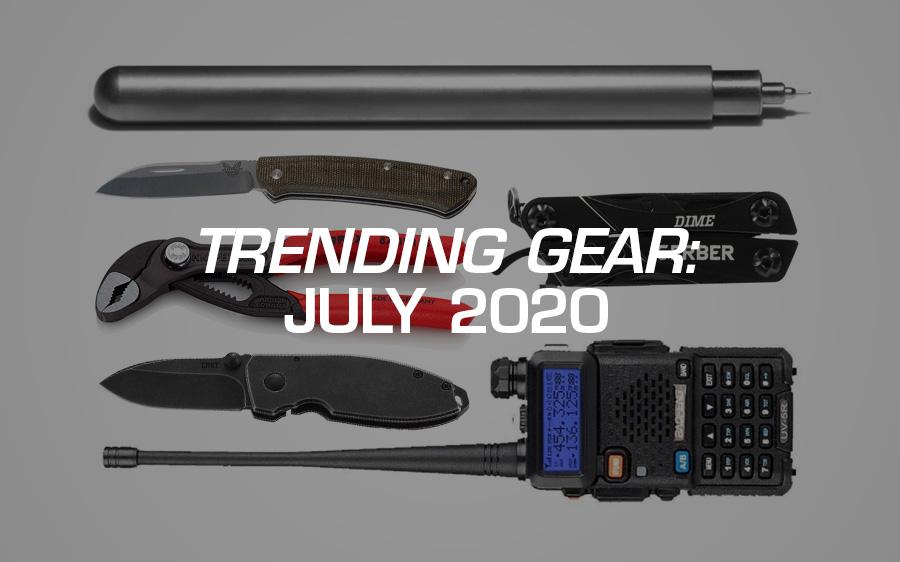 Trending Gear: July 2020