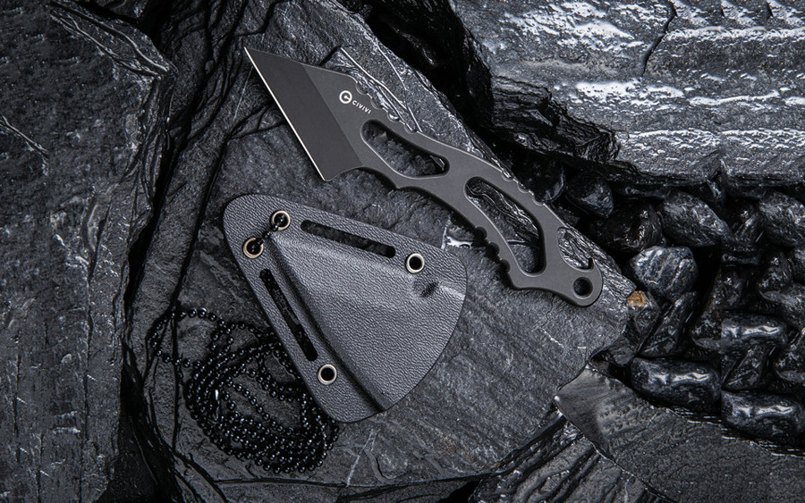 CIVIVI Kiri-EDC Neck Knife