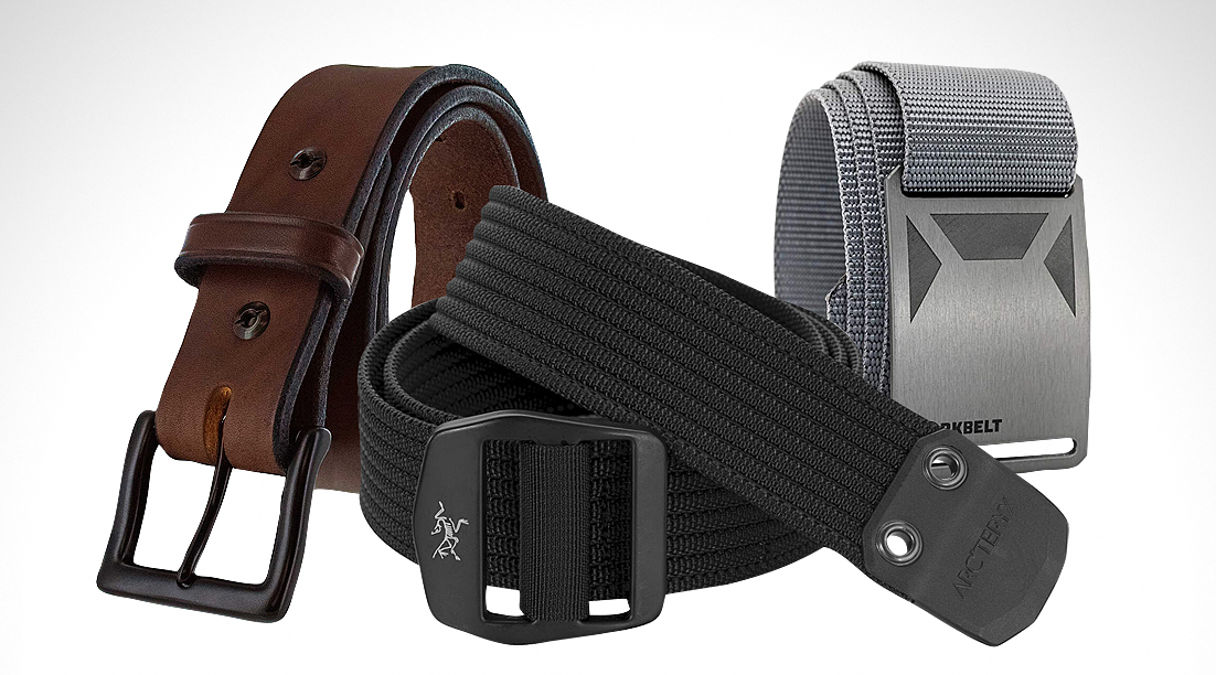 The 10 Best Belts for EDC in 2020