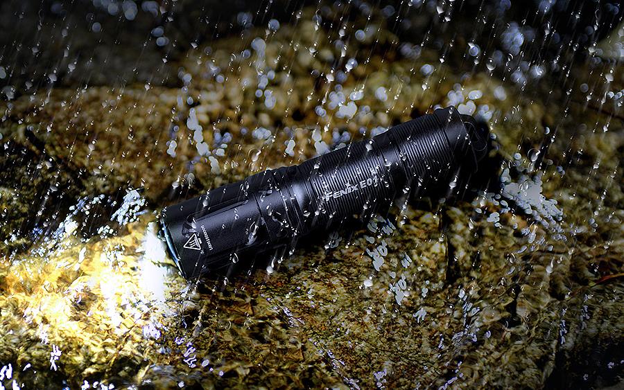 Fenix E01 V2.0 Keychain Flashlight