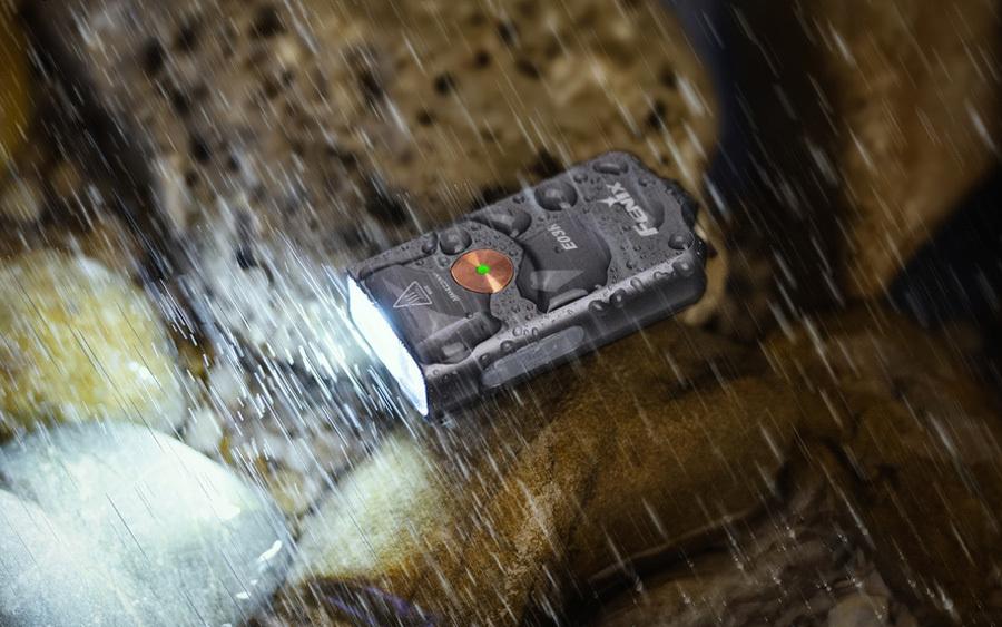 Fenix E03R Rechargeable Flashlight