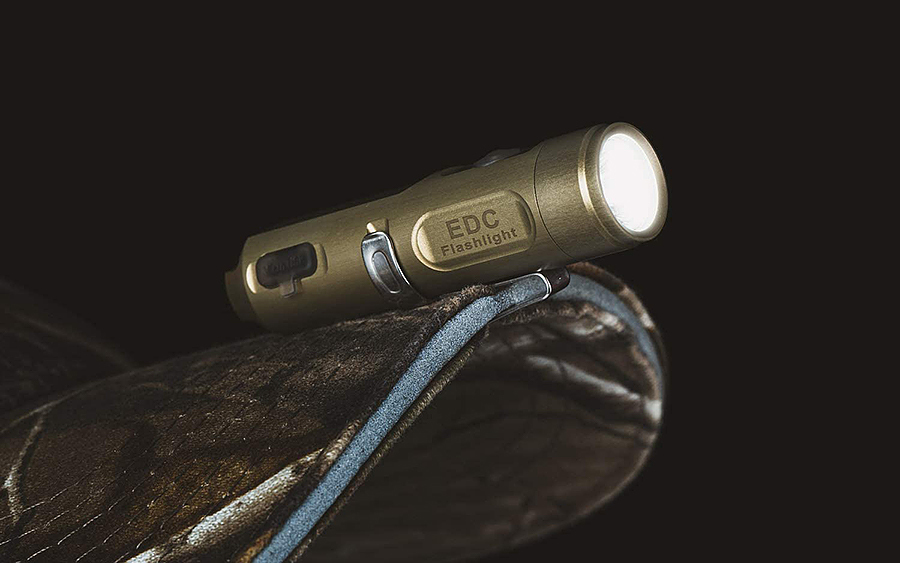 RovyVon Aurora A3 Pro Rechargeable Flashlight
