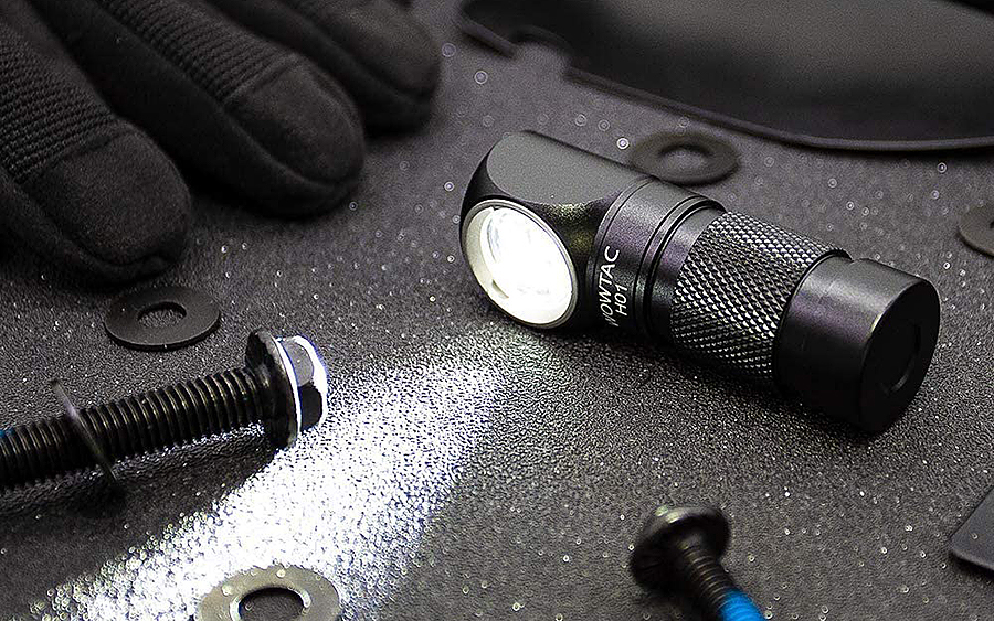 WOWTAC H01 Rechargeable Flashlight